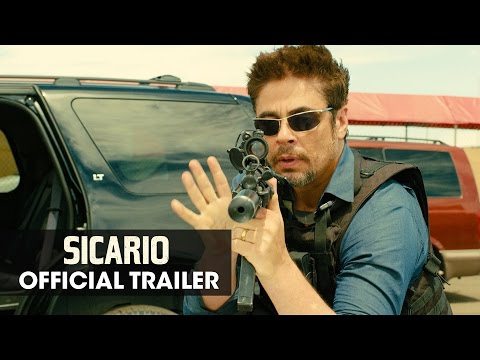 Sicario (Trailer 'Welcome to Juarez')