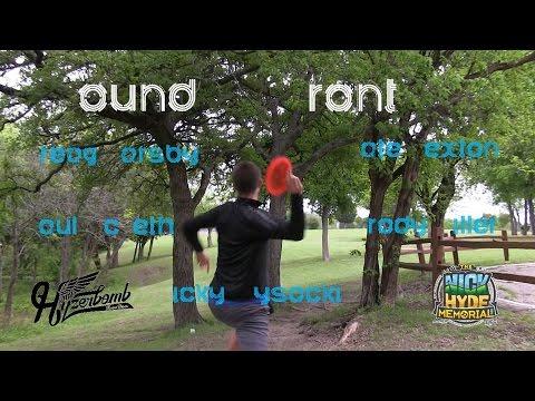 The Disc Golf Guy – Vlog #276 – McBeth Barsby Sexton Miller Wysocki – Rnd 3 Front 9 – Nick Hyde