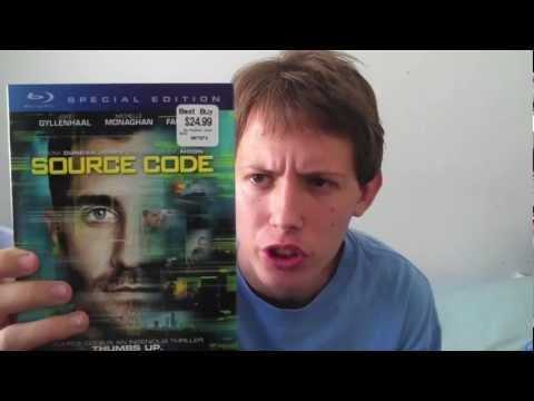SOURCE CODE BLU RAY UNBOXING.mov
