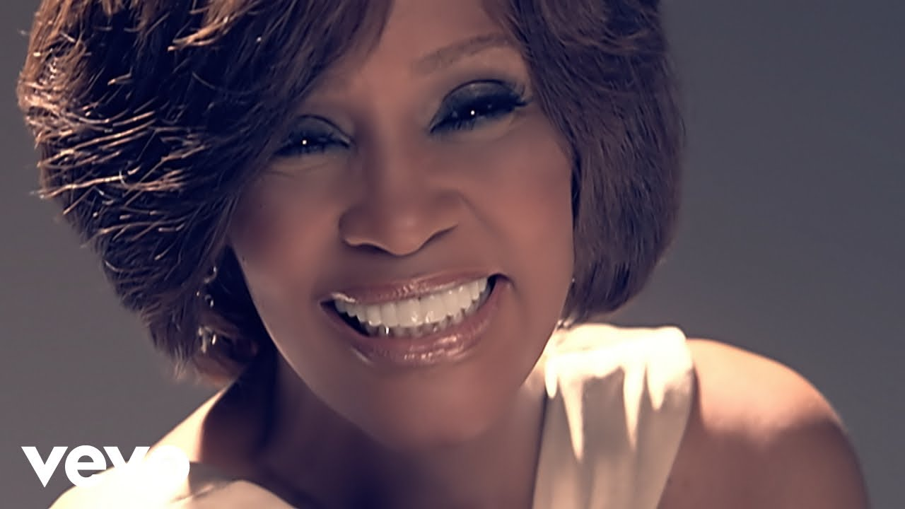 "Music Video: 'Whitney Houston' Performing ""I Look to You"" [Photos]"