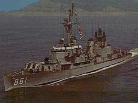 USNM Interview of Donald Barnes Part One Service on the USS Harwood DD 861 during the Cold War