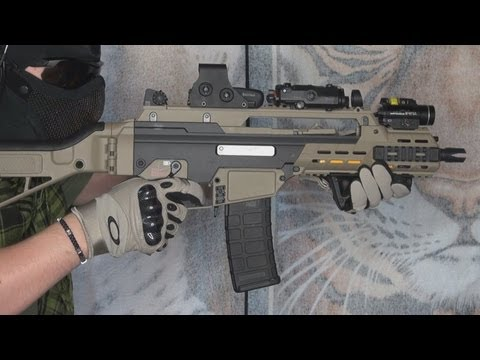 ICS - My facebook page : https://www.facebook.com/pages/French-Airsoft-Dude/207828539287306 The G33 ICS is a unreleased gun, which has been sent to me by ICS. I do...