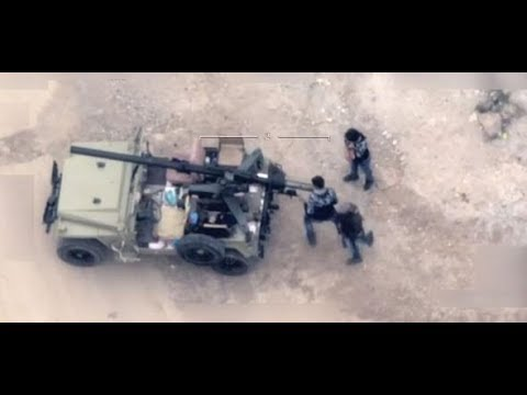 Türkei empört: Hier sollen YPG-Kämpfer in Syrien eine ...