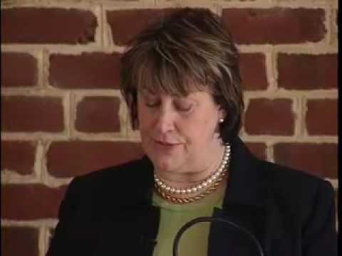 Archivar Diane Shaw spricht bei Mount Vernon