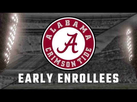 Which Alabama early enrollees will have the biggest impact in 2017?