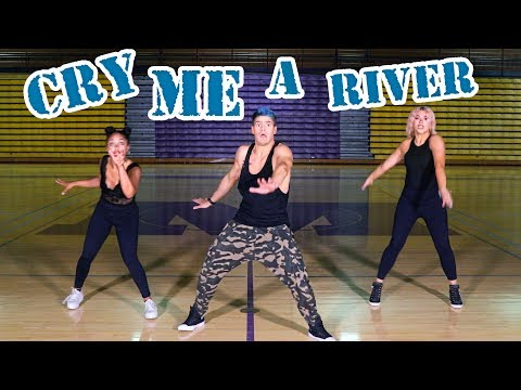 Justin Timberlake - Cry Me A River   The Fitness Marshall   Cardio Concert