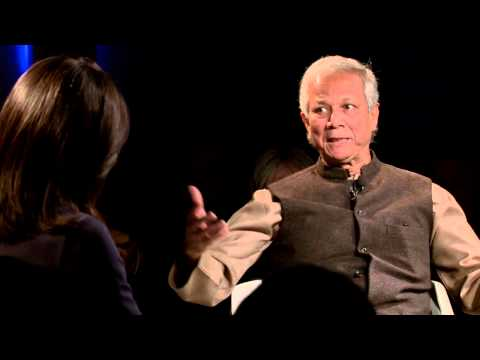 Muhammad Yunus - World Economic Forum
