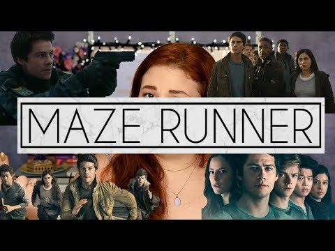 MAZE RUNNER: THE DEATH CURE | FILME X LIVRO