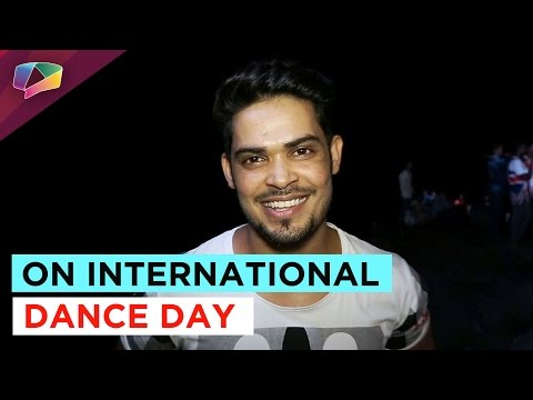 Kunwar Amar On International Dance Day..
