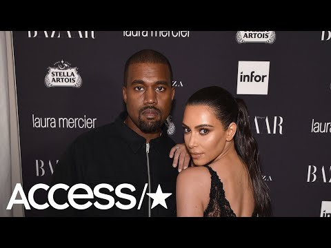 Kanye West & Kim Kardashian Visit Uganda And Give The President A Pair Of Yeezy Sneakers! | Access