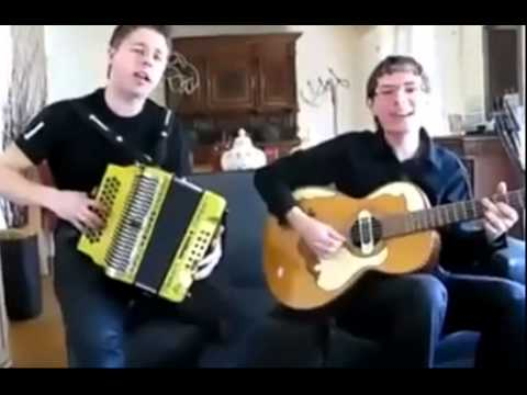 2 dutch boys playing mexican music flawlessly, almost makes up for the penal.