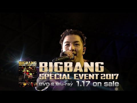 BIGBANG SPECIAL EVENT 2017 (JP Trailer)