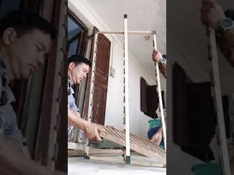 Rotary mountage set( Sericulture Tripura) (видео)