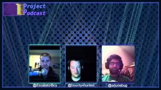 Project Podcast episode 1 FEAT: AR junebug