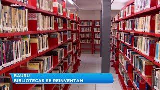Bibliotecas se reinventam para manter o interesse do público  em plena era tecnológica