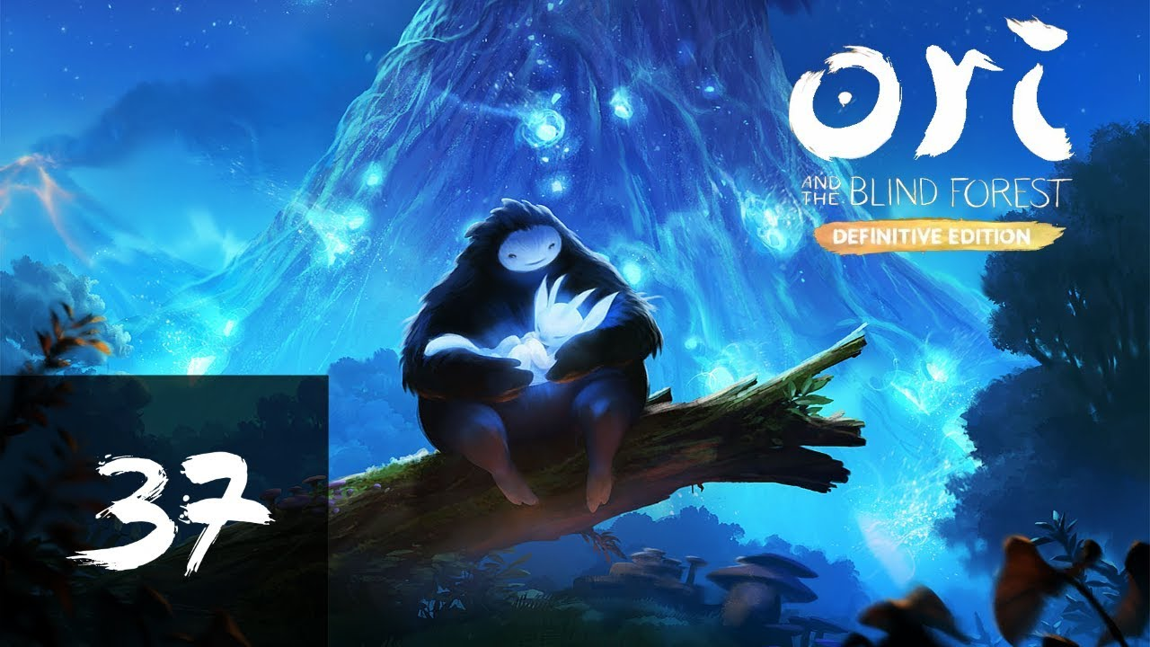 Ori and the Blind Forest Ep 37 - Surfing a Lava Wave