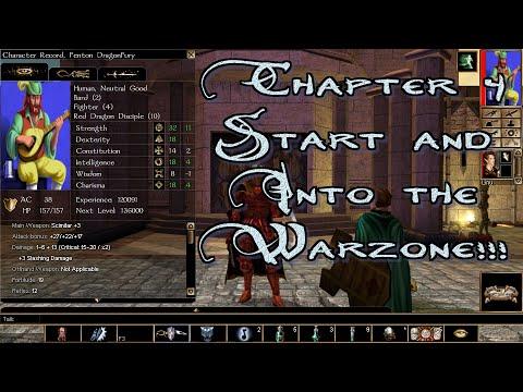 Neverwinter Nights Enhanced Edition Chapter 4 Start