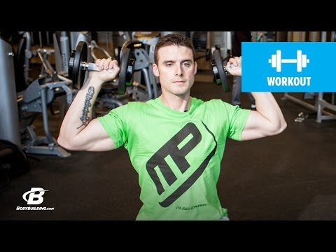 The 21 Day Bizzy Diet Workout A – Bodybuilding.com