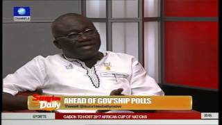 Nigeria Must Look Beyond Elections And Face Good Governance - Aremu