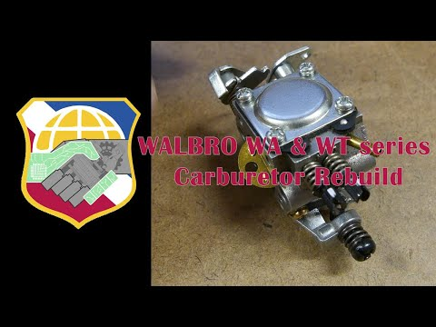 WALBRO WA & WT Series Carburetor Rebuild Repair Clean Carb Kit K10-WAT Sears