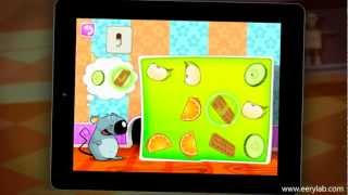 Video review Hungry Tiny Fellows - for Kids - 1.1.0