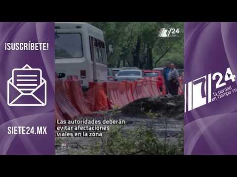 Juez suspende construcción de L7 del Metrobús