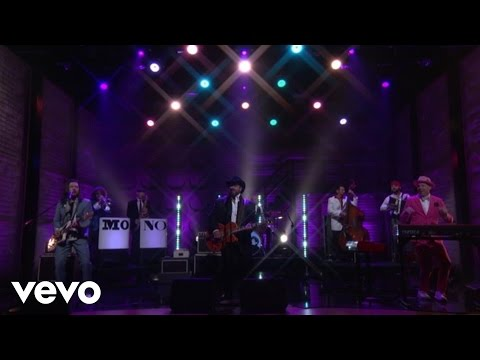 "The Mavericks - The Mavericks Live On CONAN - ""Summertime (When I'm With You)"""
