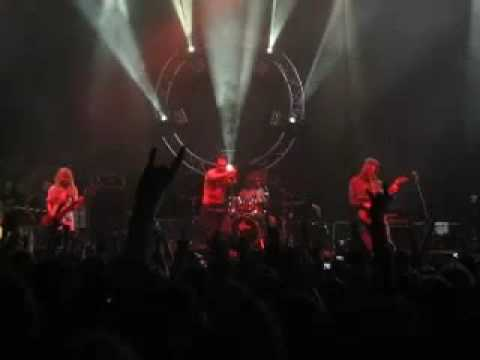 Brutal Assault 2007: Haemorrhage - Posthumous predation online metal music video by HAEMORRHAGE
