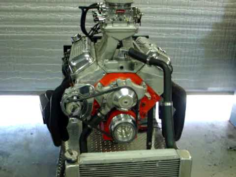 502 Big Block Chevy. Big block Chevy 427 with a LWP