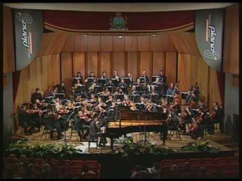 Daniil Trifonov: Prokofiev 3, 2nd mov - San Marino Piano Competition 2008