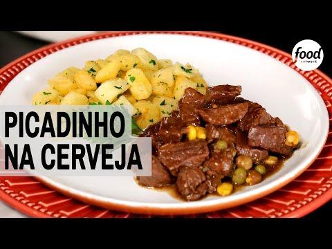 PICADINHO NA CERVEJA | COZINHA FOOD NETWORK