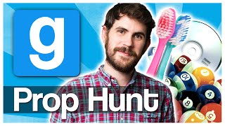 Gmod Prop Hunt - NO MAN'S PROP!