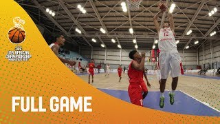 Watch Tunisia v Mauritius at the FIBA U16 African Championship 2017. ▻▻ Subscribe: http://fiba.com/subYT Click here for more:...