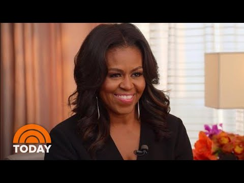 Michelle Obama Opens Up To Jenna Bush Hager About Her New Book