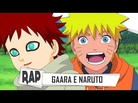 Rap do Naruto e Gaara [DOR] | BillyZika
