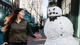 Video Funny Scary Snowman Pranks Top 50 Of All Time 2016 MP3, 3GP, MP4, WEBM, AVI, FLV November 2017