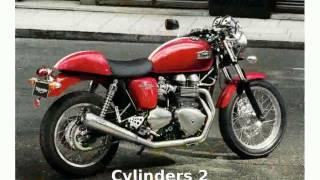8. 2011 Triumph Thruxton 900 - Details