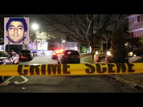 'Confirmed male shot': Police scanner, raw video from murder of mob boss Francesco Cali