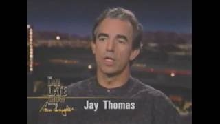 Jay Thomas on The Late Late Show with Tom Snyder