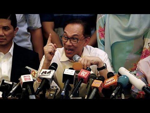 Μαλαισία: Βασιλική χάρη σε αντιπολιτευόμενο ηγέτη