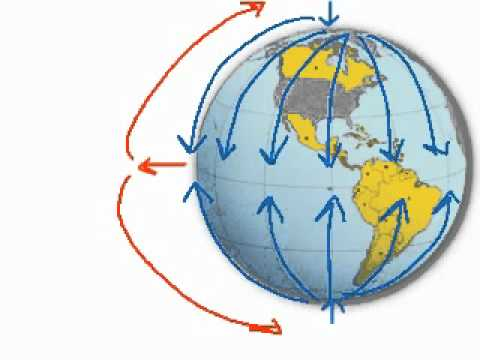 Wind - This episode of Mr. Musselman's online classroom focuses on how convection and the unequal heating of the earth leads to the formation of global wind current...