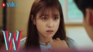 Video W - Ep 10 | Lee Jong Suks Puts Medication on Han Hyo Joo's Lips MP3, 3GP, MP4, WEBM, AVI, FLV April 2018