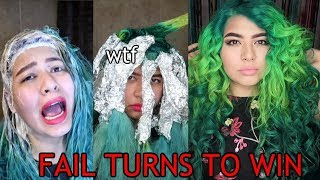 Video ACCIDENTALLY DYED MY OWN HAIR THE WRONG COLOR & ENDED UP LOVING IT MP3, 3GP, MP4, WEBM, AVI, FLV Juli 2019