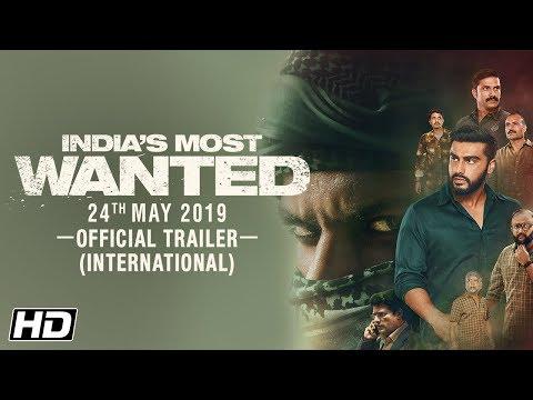 India's Most Wanted | Official International Trailer | Arjun Kapoor | Raj Kumar Gupta | 24th May