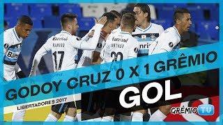 Confira os melhores momentos da vitória do Tricolor sobre o Godoy Cruz, no estádio Malvinas Argentinas! → Inscreva-se no canal e faça parte da torcida mais f...