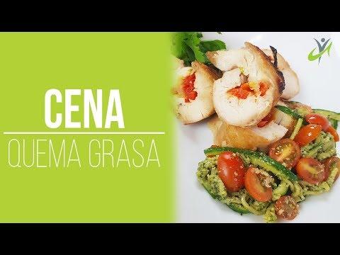 Dietas para adelgazar - CENA Deliciosa para Adelgazar y Disfrutarlo - Keto Spaghetti