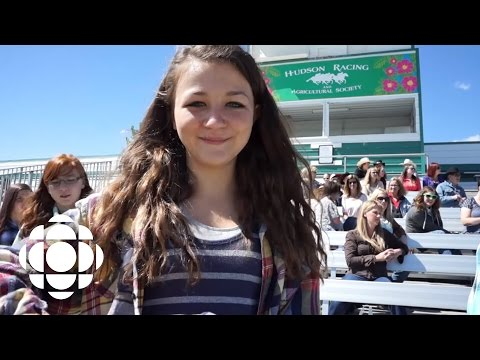 Heartland fans meet the cast and appear as extras in Millarville | Heartland | CBC