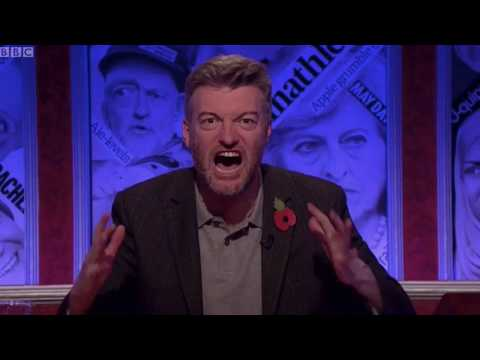 Charlie Brooker's Scream Time Stretched.