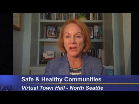Mayor hosts North Seattle Safe & Healthy Communities virtual town hall