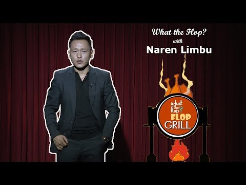 Naren Limbu | Singer And Director |  What The Flop | Sandip Chhetri Comedy | 08 October 2018